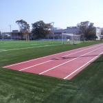 2012-10-16 グラウンド完成