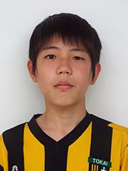 MF- 安藤 智也(アンドウ トモヤ)黒石FC(東小)/FCKマリーゴールド熊本(西南中)